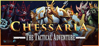 دانلود-بازی-Chessaria-The-Tactical-Adventure