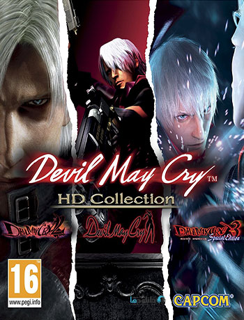 دانلود-بازی-Devil-May-Cry-HD-Collection
