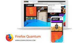 کاور-Firefox-Quantum