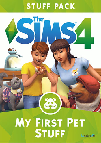 دانلود-بازی-The-Sims-4-My-First-Pet-Stuff