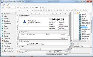 اسکرین-شات-Autodesk-Advance-Steel-2019