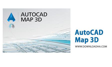 کاور-AutoCAD-Map-3D-2019