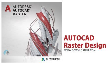 کاور-AutoCAD-Raster-Design-2019