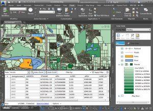 اسکرین-شات-AutoCAD-MAP-3D-2019