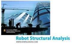 کاور-Robot-Structural-Analysis-Professional-2019