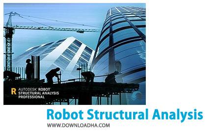 کاور-Robot-Structural-Analysis-Professional-2019