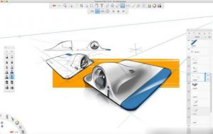 اسکرین-شات-Autodesk-SketchBook-Pro-for-Enterprise-2019