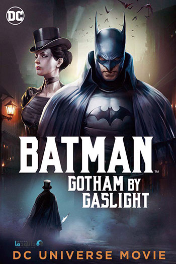 کاور-Batman-Gotham-by-Gaslight-2018