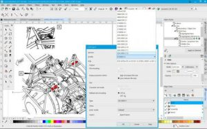اسکرین-شات-CorelDRAW-Technical-Suite-2017