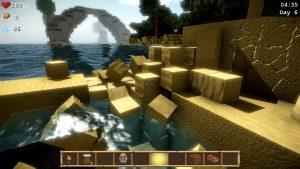 اسکرین-شات-بازی-Cube-Life-Island-Survival