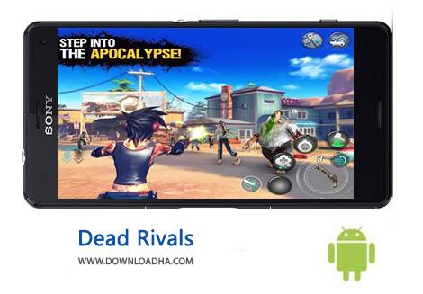 کاور-Dead-Rivals