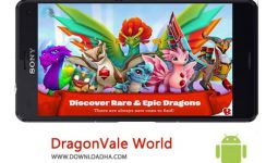 کاور-DragonVale-World