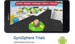 کاور-GyroSphere-Trials