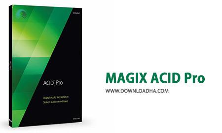 کاور-MAGIX-ACID-Pro