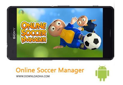 کاور-Online-Soccer-Manager