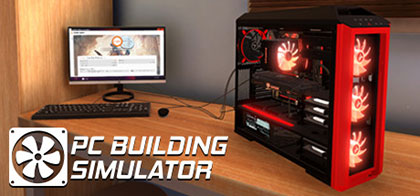 PC Building Simulator pc cover - PC Building Simulator