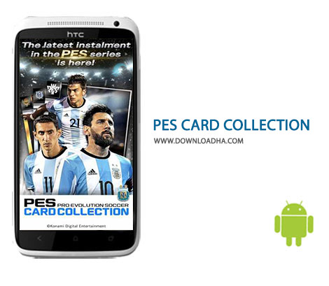 کاور-PES-CARD-COLLECTION