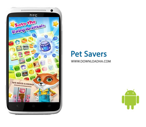 کاور-Pet-Savers