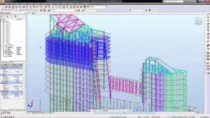 اسکرین-شات-Robot-Structural-Analysis-Professional-2019