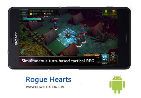 کاور-Rogue-Hearts