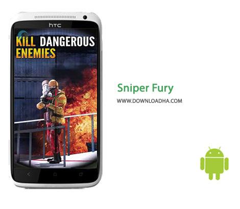 کاور-Sniper-Fury