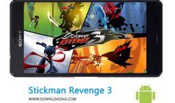 کاور-Stickman-Revenge-3
