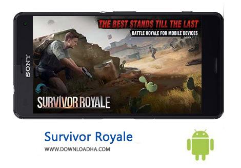 کاور-Survivor-Royale