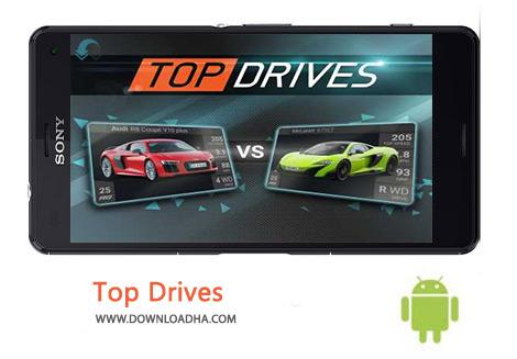 کاور-Top-Drives