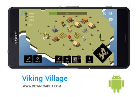 کاور-Viking-Village