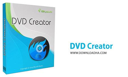کاور-iSkysoft-DVD-Creator