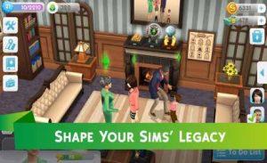اسکرین-شات-the-sims-mobile