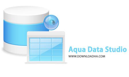 کاور-Aqua-Data-Studio