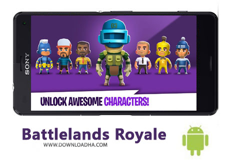 بازی-battlelands-royale-اندروید