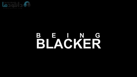 کاور-Being-Blacker