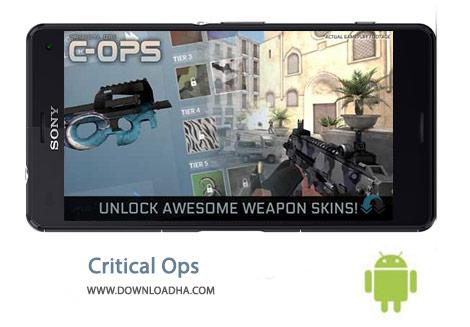 کاور-Critical-Ops