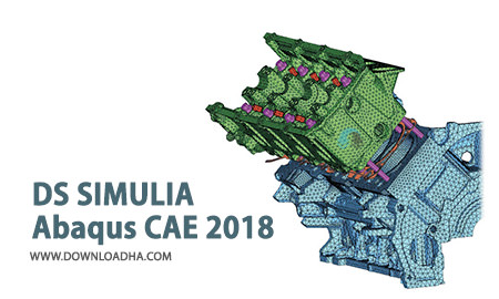 کاور-DS-SIMULIA-Abaqus-CAE-2018