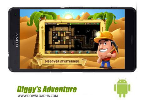 بازی-diggys-adventure-اندروید