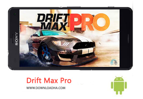 کاور-Drift-Max-Pro