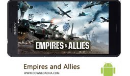 کاور-Empires-and-Allies