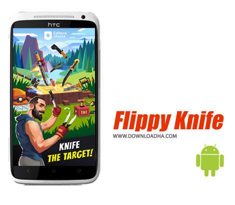 بازی-flippy-knife-اندروید