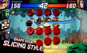 اسکرین-شات-Fruit-Ninja-Fight