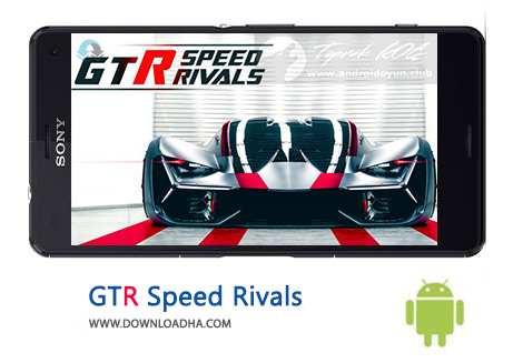 کاور-GTR-Speed-Rivals