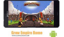 بازی-Grow-Empire-Rome-اندروید
