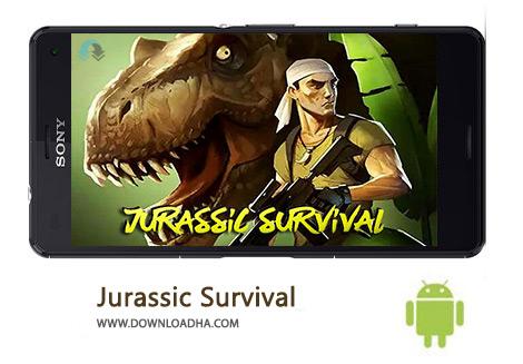 کاور-Jurassic-Survival