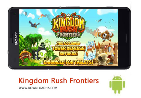 کاور-Kingdom-Rush-Frontiers