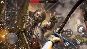 اسکرین-شات-last-saver-zombie-hunter-master