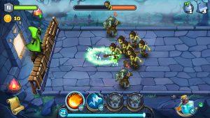 اسکرین-شات-Magic-Siege-Defender