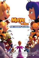 کاور-Maya-the-Bee-The-Honey-Games-2018
