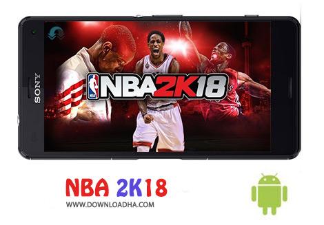 کاور-NBA-2K18