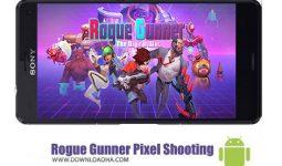 بازی-Rogue-Gunner-Pixel-Shooting-اندروید